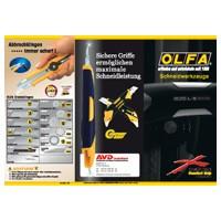 Olfa Produktübersicht