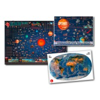 Weltkarte Unterlage